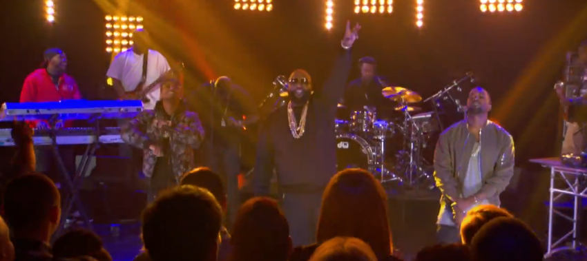 Rick-Ross-Kanye-West-Big-Sean-The-Arsenio-Hall-Show