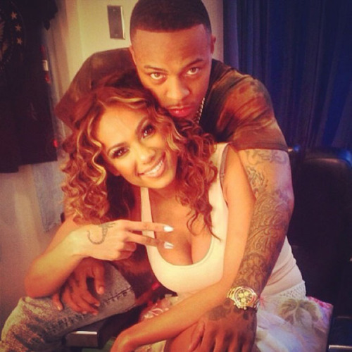 Bow Wow Fiance Ring