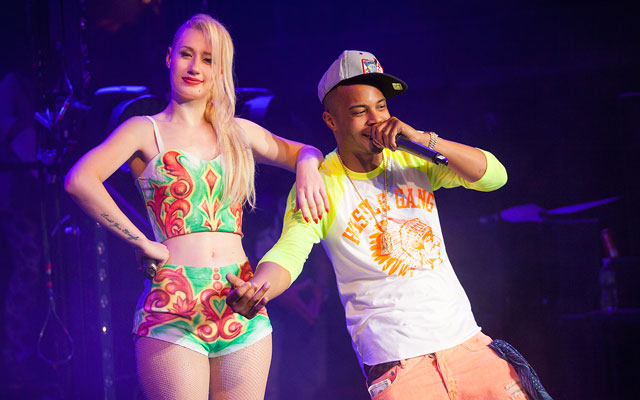 Iggy Azalea & T.I. | Source: MTV Hive