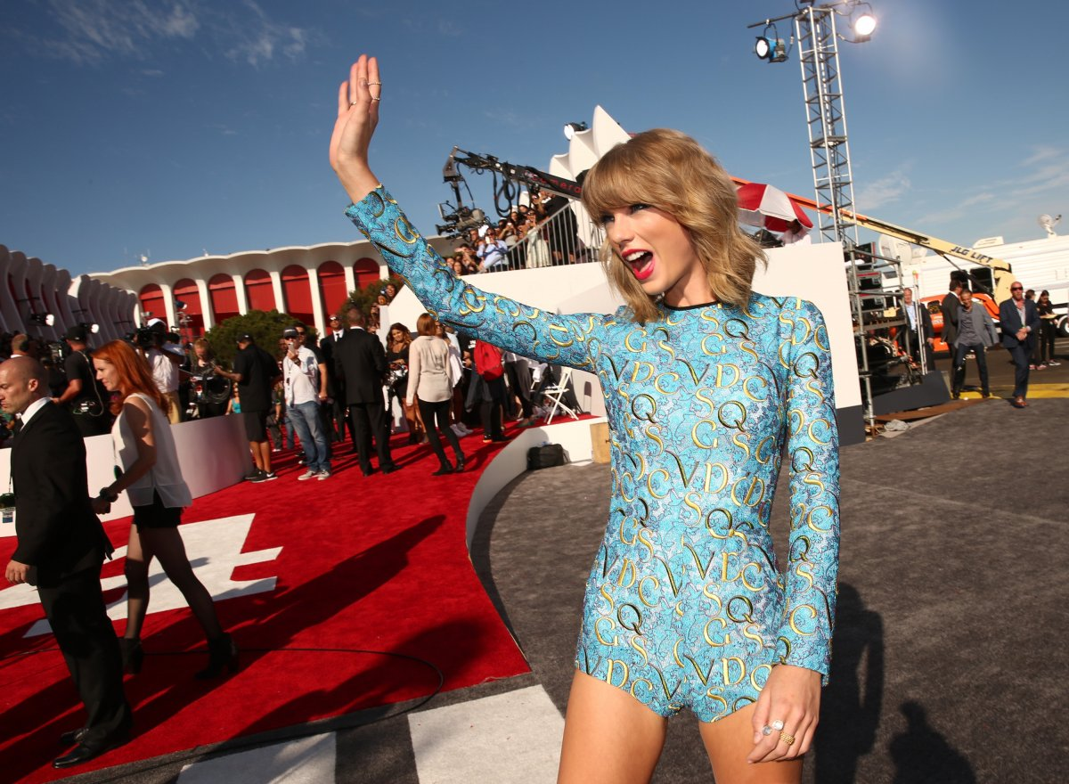 Taylor Swift | Source: BusinessInsider.com