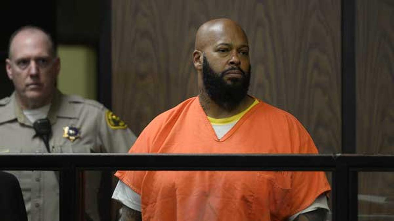 """Marion """"Suge"""" Knight In Court"""