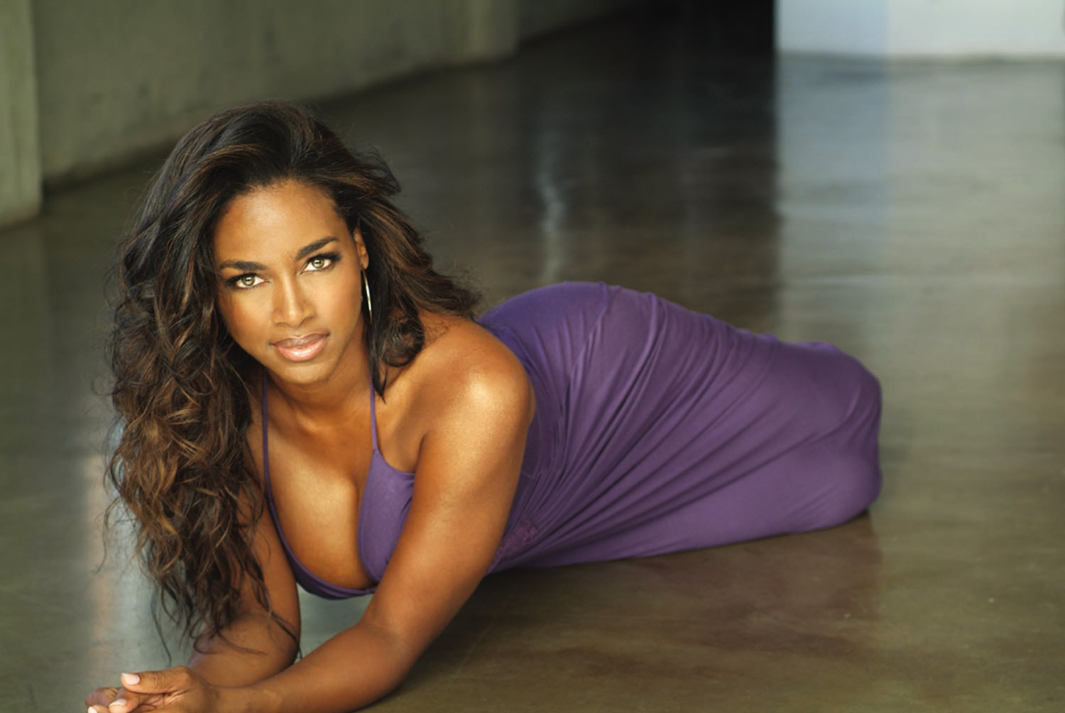 Sexy kenya moore sex tape history!