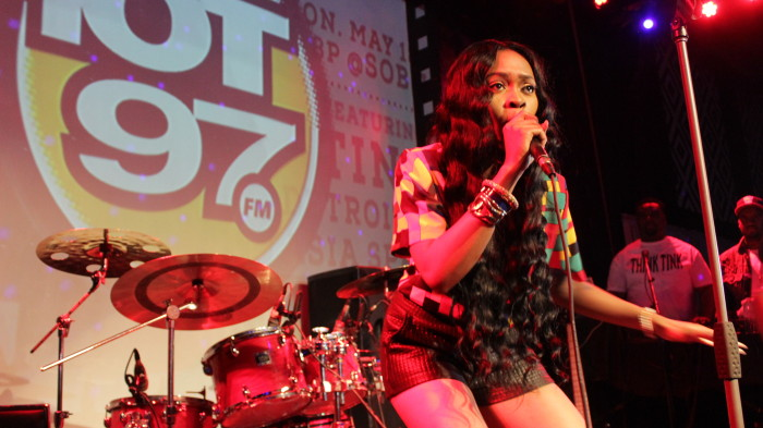 Tink Tears Up SOBs' Stage At Hot 97's Who's Next Live  (Photos)
