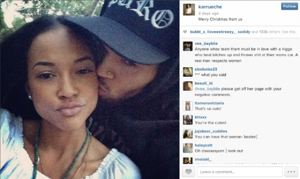 karrueche tran and chris brown relationship timeline adults