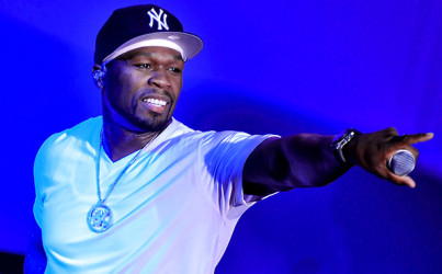 NEW YORK - OCTOBER 18:  50 Cent performs at the launch party for the new MOTOACTV and DROID RAZR by Motorola at SIR Stage 37 on October 18, 2011 in New York City.  (Photo by Stephen Lovekin/Getty Images for Motorola)